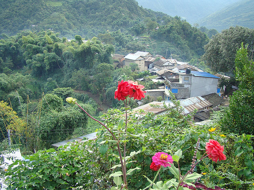 Around Annapurna Trekking, Annapurna Circuit Trekking Annapurna circuit trekking is popular trekking trail in Annapurna region